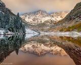 Maroon Lake Reflection