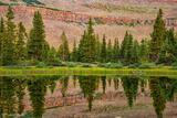 Star Lake Reflection