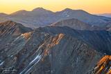 Mount Evans & Mount Bierstadt Skyline