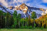 Mears Peak Sunrise print