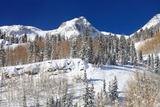 Fresh Snow on Red Mountain Pass
