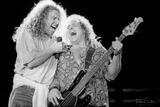 Sammy Hagar & Michael Anthony, Van Halen print