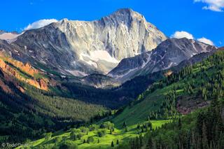 Capitol Peak Summer