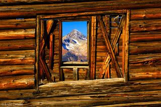 Wilson Peak Framed