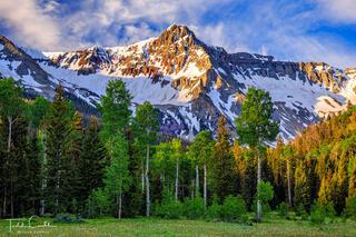 Mears Peak Sunrise