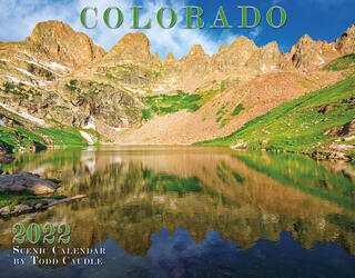 Colorado 2022 Wall Calendar