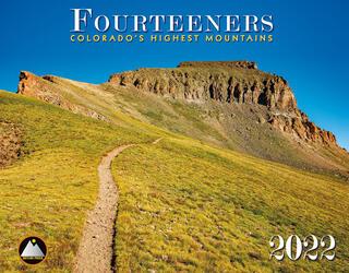 Colorado Fourteeners 2022 Wall Calendar