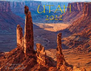 Utah 2022 Wall Calendar