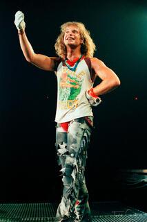 David Lee Roth, Van Halen