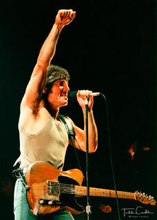 Bruce Springsteen 1984
