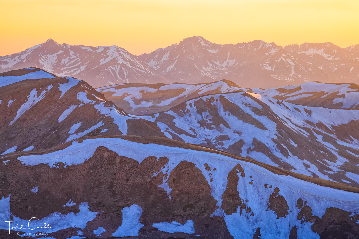 Mount Sniktau is a fun climb from Loveland Pass, not far from the busy I-70 corridor. One could be forgiven for forgetting that...